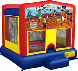 Treasure Island Moonbounce Rental