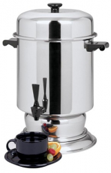 Coffee Urn, 110 Cup, Stainless