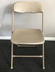 Bone Folding Chair