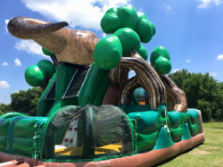 T Rex Obstacle