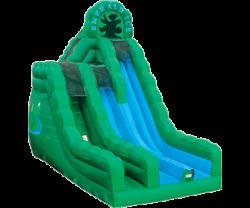 Emerald Ice Dry Slide
