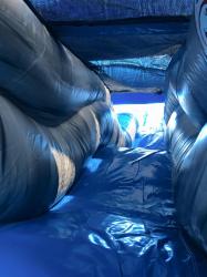 19ft Shark Tank Water Slide