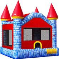Blue Brick Castle