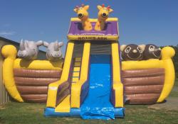 Noah's Ark Dry Slide