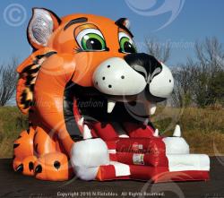 Tiger Mouth Slide