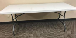 Table - 6ft Rectangle