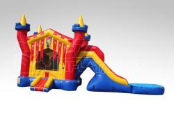King's Castle Combo w/ Pool