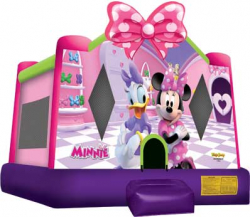 Minnie Mouse Large Bouncer