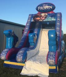 Frozen Dry Slide