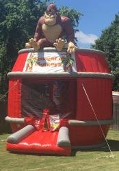 Bouncer of Monkeys