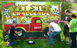 Bubba's Pit Stop Challenge