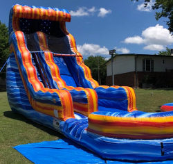 20ft Thunder Wave Water Slide
