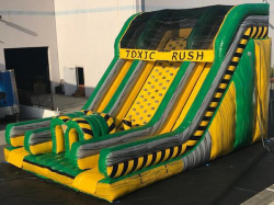 Toxic Rush Obstacle Course