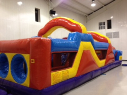 34ft Obstacle Course