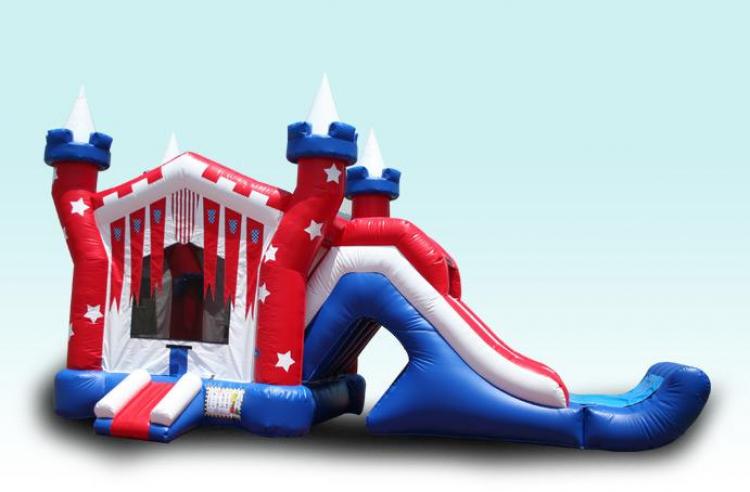 Patriotic Castle Combo (Dry Combo)
