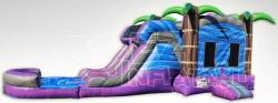 Purple Tropical Combo w/ Pool