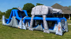 Star Wars Obstacle Course