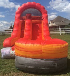 13ft Dragon's Tail Water Slide