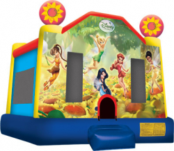 Disney Fairies Large Bouncer