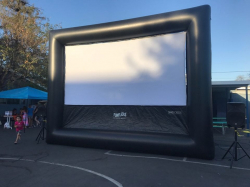 21' (16'x9 Viewable) Premiere Movie Screen