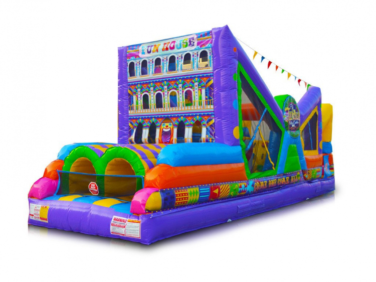 Fun House Obstacle 30ft (single)