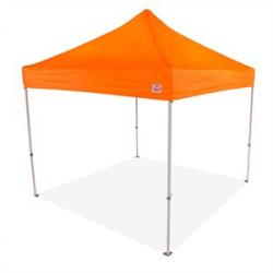 Tent 10' x 10' - Orange