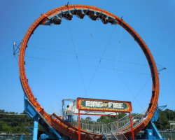 Ring of Fire Mechanical Ride
