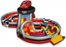 Crash Course Figure 8 Obstacle