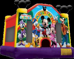 Mickey's Bouncer
