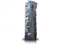 Ultimate Rock Climbing Wall (3 Climbers)