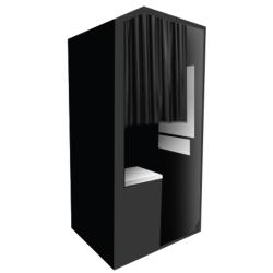 Black Photobooth