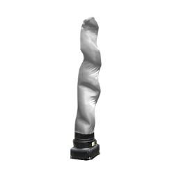 Sky Dancer Silk Air Tube - Silver