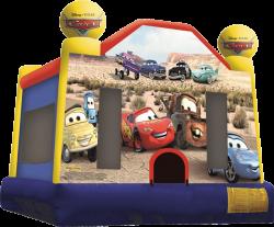 Cars Bouncer