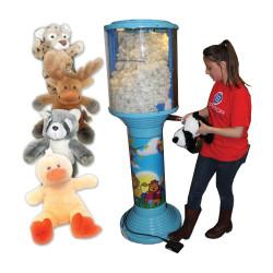 Stuffing Machine - Bears
