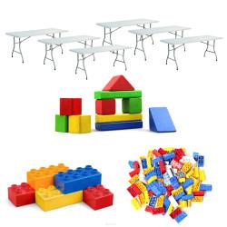 Building Block Area