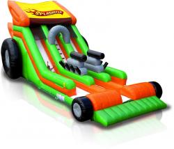 Splashster Slide