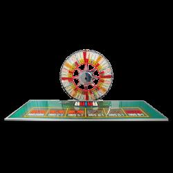 Giant Money Wheel