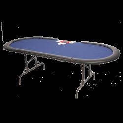 Texas Hold 'Em Poker Table