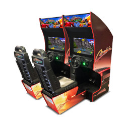 Crusin' World Racing Simulator - 2 Seats