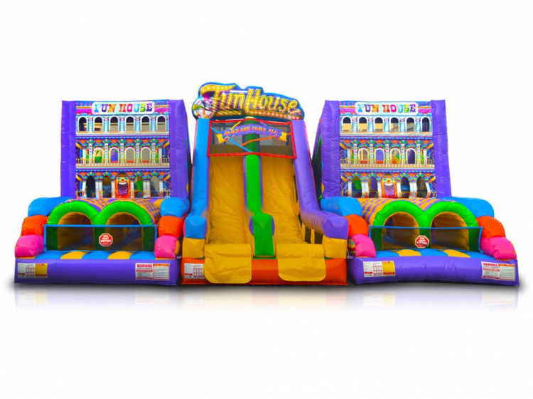 Fun House Obstacle (full size)