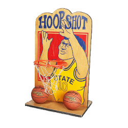Hoop Shot - 1 Player