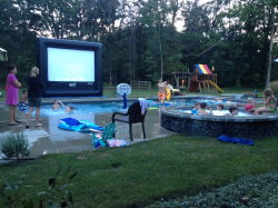 16.Foot.Poolside 867281806 16-ft Inflatable Movie Screen