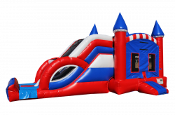All American Bounce House Combo