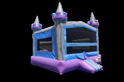 Best 965762421 Crystal Castle Bounce House