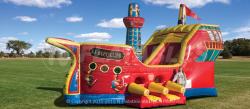Buccaneer 1 567063615 Toddler Buccaneer Slide W/ Bounce