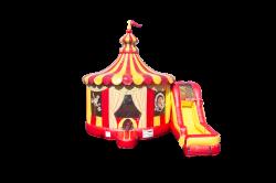Circus Combo Bounce House