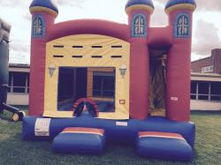 Excalibur Castle Bounce House Combo