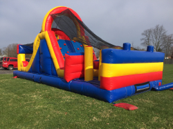 Middle Rush II Obstacle Course
