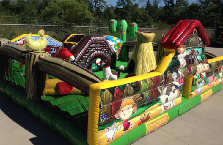 top notch inflatable rental Greencastle, IN