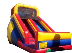Rainbow.Slide.New 830882099 Slide 18'-Dry (Red & Blue)